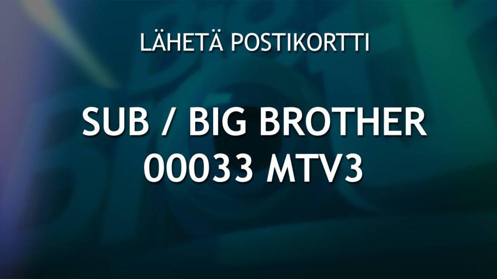 Tekstiviestien, twiittien, Facebook-kommenttien sekä Instagram-kuvien lisäksi toivoimme ihmisten lähettävän viimeisen viikon aikana postikorteja Big Brother -ohjelmaan vuonna 2012